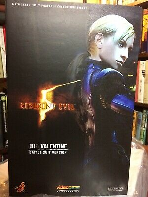 Sideshow Collectibles 1/6 Scale Resident Evil Jill Valentine
