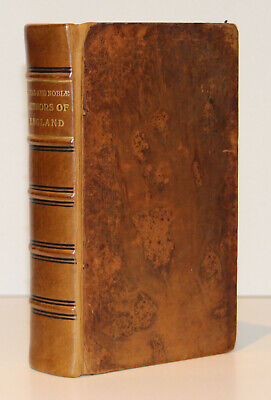 Catalogue of the Royal and Noble Authors of England/Horace Walpole/1792/Leather