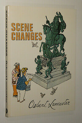 Lancaster: Scene Changes: Signed First Edition