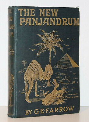 The New Panjandrum [First Edition]/Farrow/1st Ed.