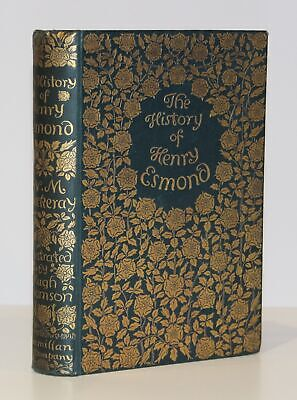 The History of Henry Esmond Esq. Colonel in the Service of Her Maj/Thackeray