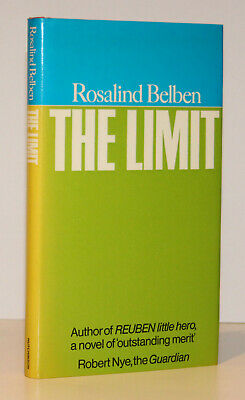 The Limit (Signed First Edition Presentation Copy)/Belben/1st Ed./Signed.