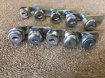 Wholesale Lot Of 10 Lock Rim Cylinder Locks Hardware NO Keys