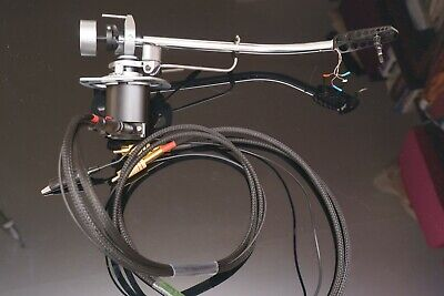 SME 3009 series ii improved tonearm with new full Litz wiring, near mint