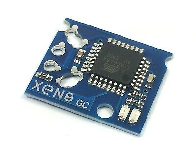 Xeno GC Mod Chip for Nintendo Gamecube GCN Region Free Backup Board Kit