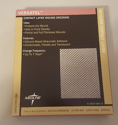Versatel- Contact layer wound dressing