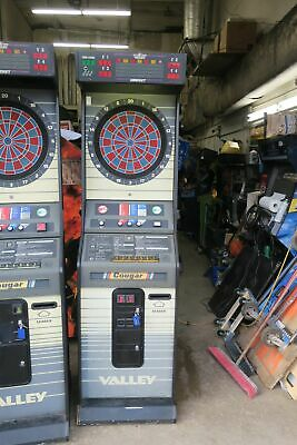 Nice Valley Cougar HB Commercial Coin Operated Dart Board #2