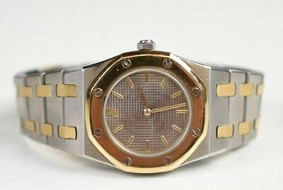 Vintage Audemars Piguet ROYAL OAK 29mm Stainless & 18K Solid Gold FOR REPAIR