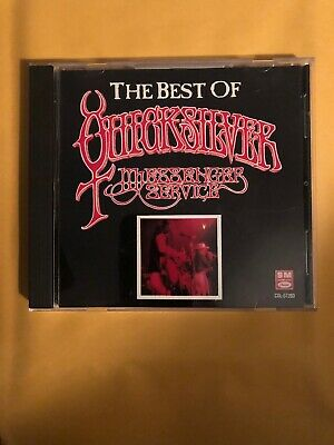 The Best of Quicksilver Messenger Service [Capitol] CD 11 Tracks Like New!