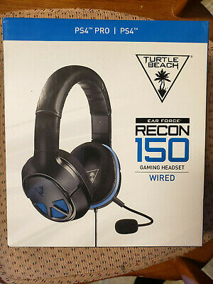 Turtle Beach RECON 150 Wired Gaming Headset for PS4, PS4 Pro, Xbox one, PC, MAC