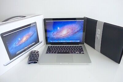 MacBook Pro 13in 2011 ++MAXED++ 500SSD Core i7 8GB ++ NEW case + good battery!