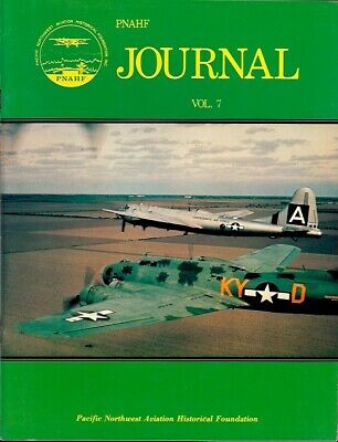 LOT 2 PNAHF JOURNAL Vintage Aviation Magazines 1976 & 1977 LIKE NEW CONDITION
