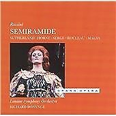 Rossini: Semiramide by Sutherland, Horne | CD | condition Very Good