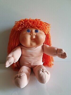 1983 Cabbage Patch Kid MATTEL'S FIRST EDITION - Teeth, Red Wool Hair