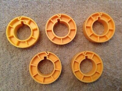 16mm. Film Cores for Cameras that take 400 or 600 Ft. Rolls of Film.