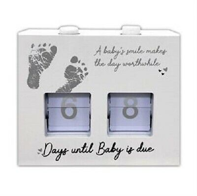 Pregnancy Count Down Timer ~ Baby Due Planner Calander ~ Pregnancy Gift
