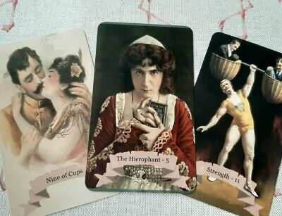Psychic tarot reading - One Question FAST - Same day delivery - order before 5pm