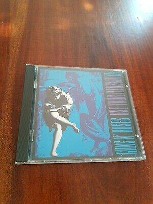 Guns N' Roses - Use Your Illusion II - Album Musik CD *sehr guter Zustand*