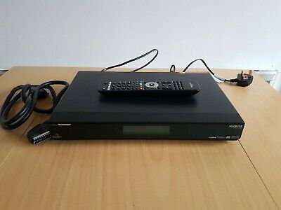 Humax FOXSAT-HDR 500GB HDD Twin Tuner Freesat HD Receiver Box PVR Recorder HDMI