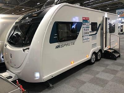2019 Swift Sprite Quattro DD -Diamond Pack and Sunroof included
