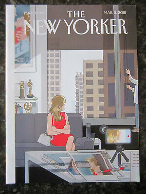 The New Yorker Magazine March 5, 2018