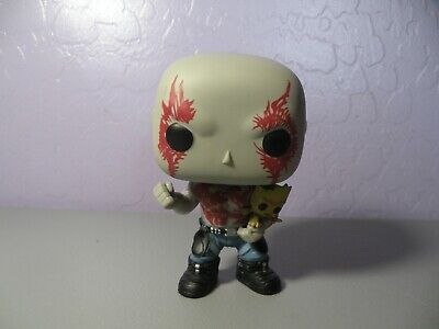 Funko Pop! Guardians of the Galaxy Vol 2 - DRAX WITH GROOT (FYE Exclusive) #262