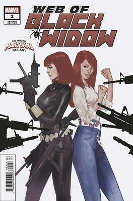Web Of Black Widow #2 (Of 5) Oliver Mary Jane Variant!! Preorder 10/09/19