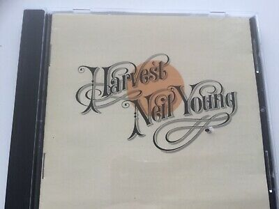 Neil Young Harvest Cd Classic Album Heart Of Gold Weekend Maid Old Man Needle