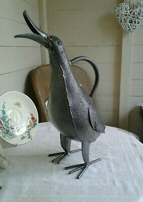Decorative Quirky Metal Duck Watering Can