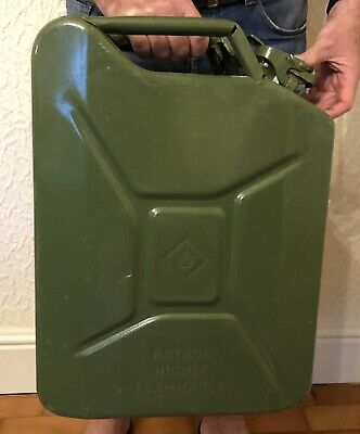 25 Litre Steel Jerry Can