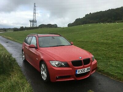 2007 BMW 320d M Sport Touring Automatic Estate with Panoramic Roof