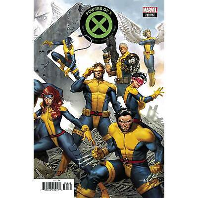 Powers Of X #4 Marvel Comics Molina Connecting Variant