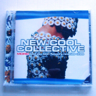 New Cool Collective - More! Soul Jazz Latin Flavours - Cd - Ex / Vgc