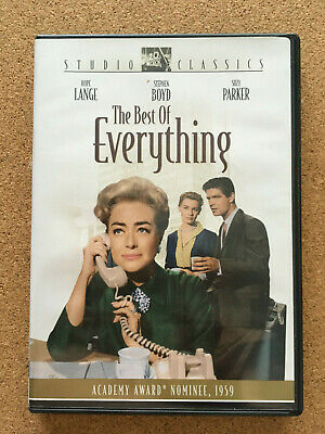 Joan Crawford The Best of Everything 1959 film DVD