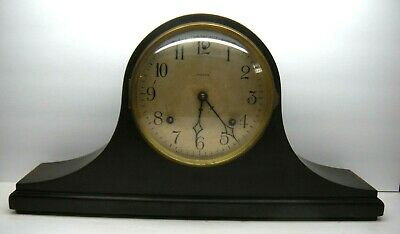 Antique Ansonia Clock Co. New York DAYTON B22 Mantle Clock