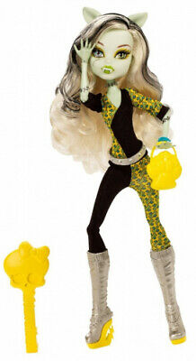 Monster High Freaky Fusion Frankie Stein Doll. Mattel. Delivery is Free