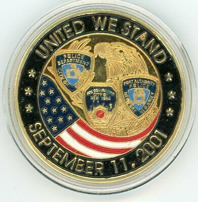 United States Special Operations Command Police Challenge Coin NEW