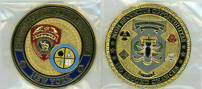 Suffolk County Police Dept. New York Challenge Coin NEW