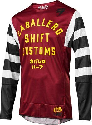 Shift 3LACK Caballero X Lab Motocross Jersey