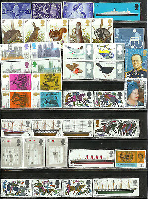 Great Britain #1: Excellent Lot of Older Mint Issues! Don't Miss!