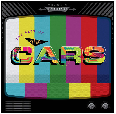 The Cars - Moving in Stereo (CD) • NEW • Best of Greatest Hits, Ric Ocasek