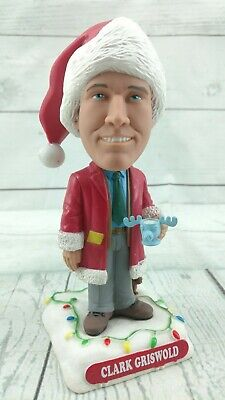 National Lampoons Clark Griswold Chevy Chase Christmas Vacation Wacky Bobblehead