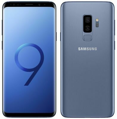 Samsung Galaxy S9+ Plus SM-G965U 64GB Factory UNLOCKED Verizon /T-Mobile /AT&T