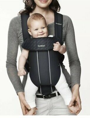 Baby Bjorn Original Carrier Navy Blue Excellent Condition