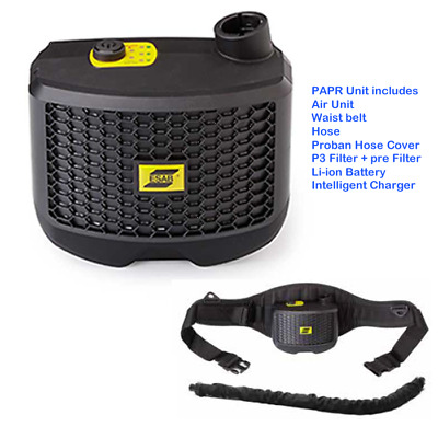 ESAB PAPR for Air Backpack with 1m Hose (For Esab Sentinel) FREE UK/IRE SHIP