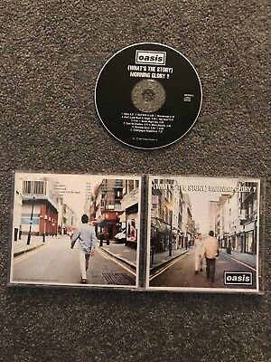 Oasis : (Whats the Story) Morning Glory CD