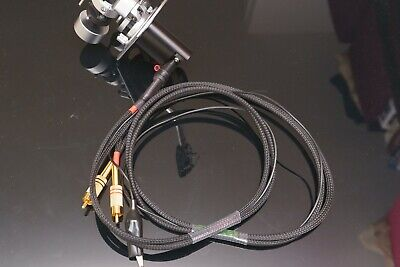 SME 3009 3012 S2 REWIRE KIT cable, continuous Litz wiring INSTALLED!!