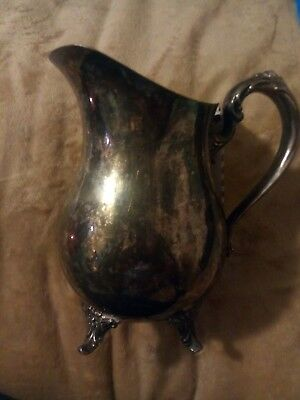 "Oneida Silver Plate 8"" Beverage Pitcher 0310 New"
