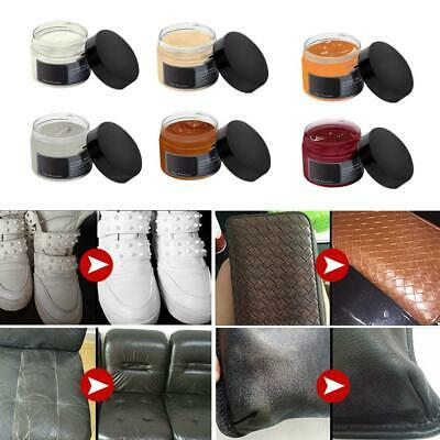 Leather Repair Paste Shoe Cream Leather Polish Coloring Agent Stain Wax