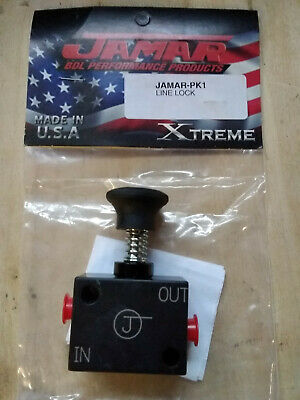 Jamar Hydraulic Brake Park Lock For VW Bug Volkswagen Made In USA